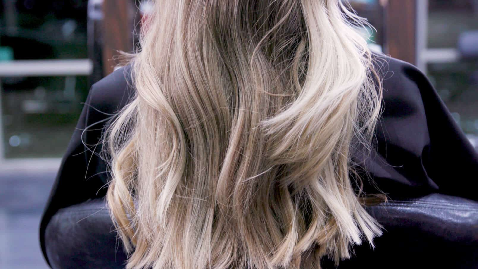 Bronde Teasy Balayage Highlights
