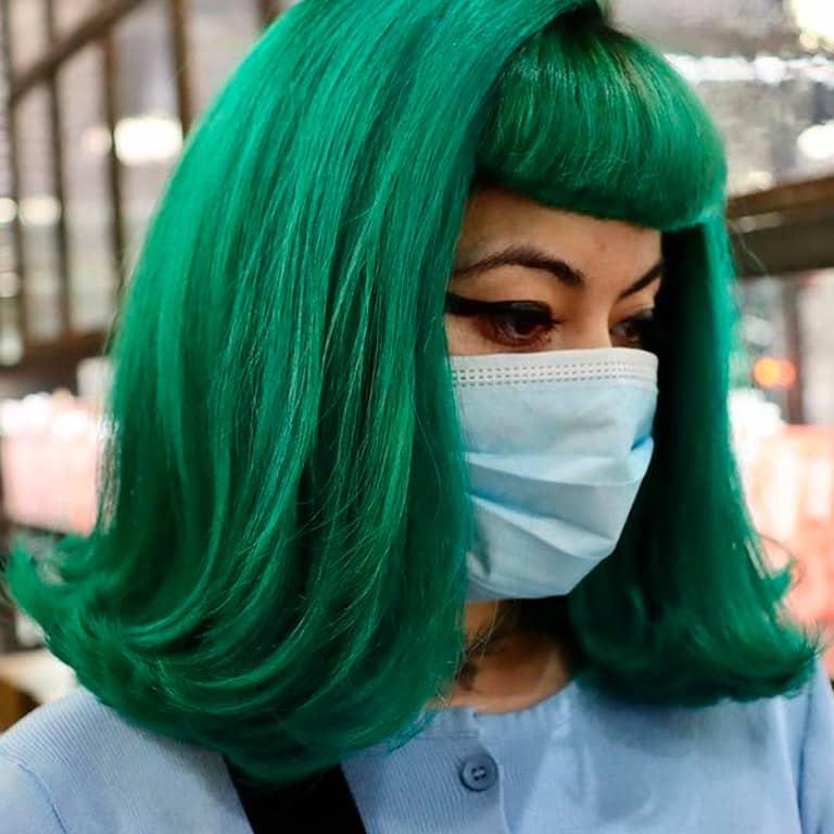 Cindy Moreno Green Pop Cut