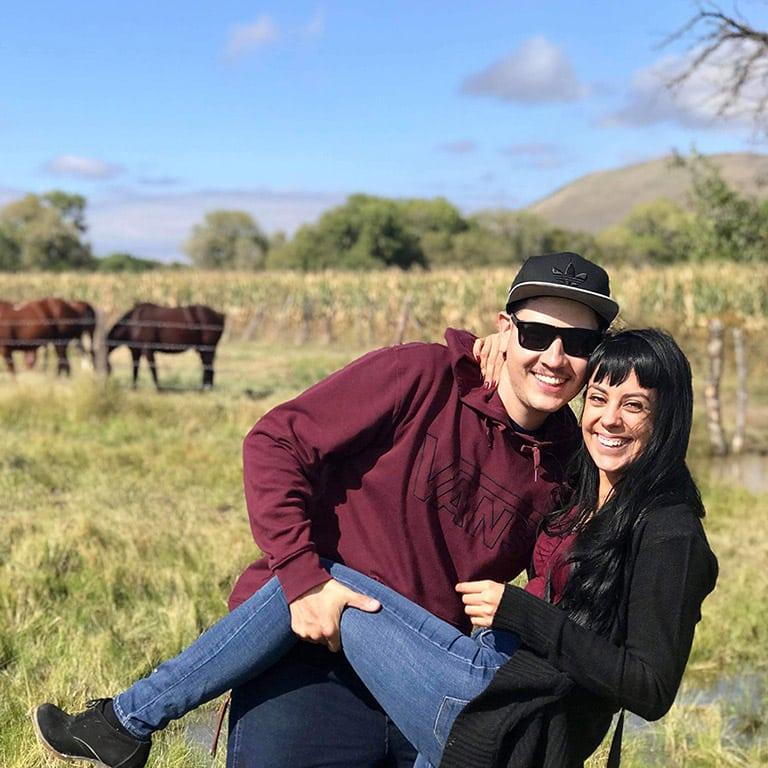 Cindy Moreno on the Ranch