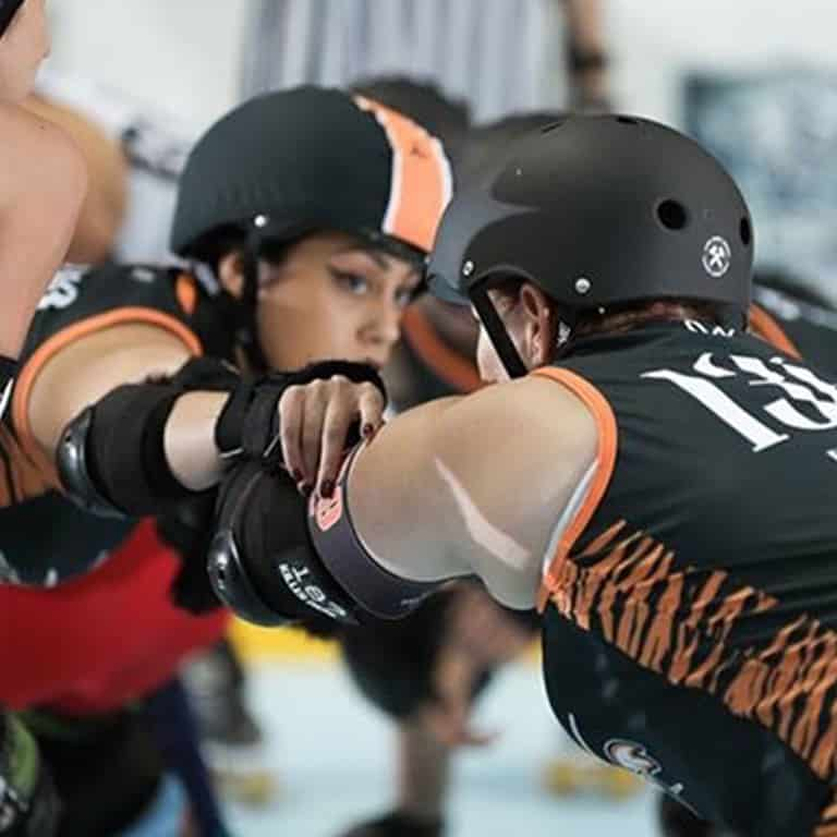 Cindy Moreno Roller Derby Head to Head