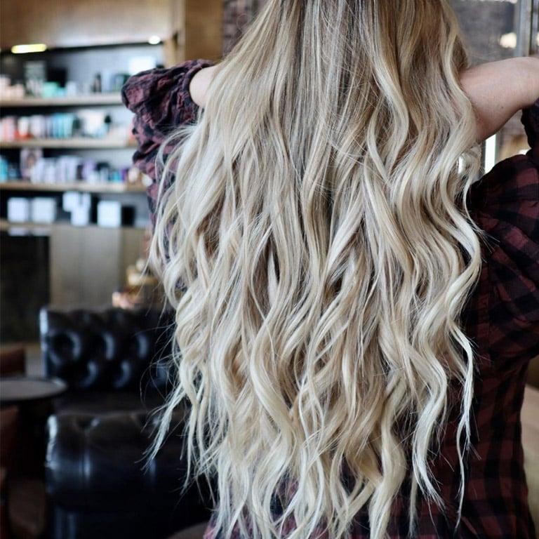 Cindy Moreno Blonding