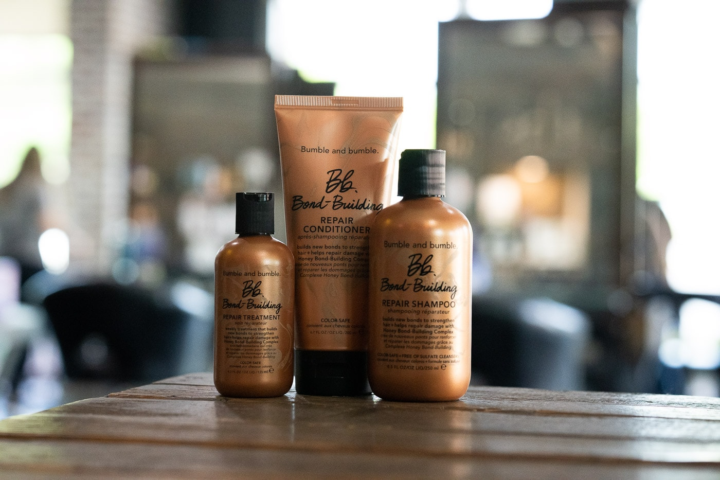 How to treat summer hair Bumble and bumble Bond Building Products