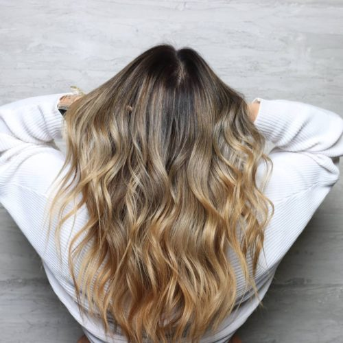 Charity McMullan The Hair Standard Las Vegas color correction