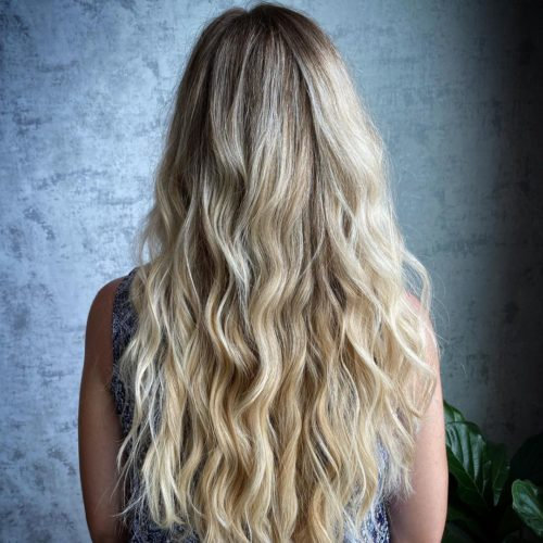 Amanda Stanely The Hair Standard Las Vegas extensions